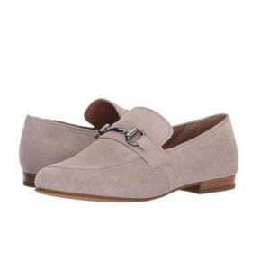 Steve Madden Grey Suede Mule Loafers Size 5.5